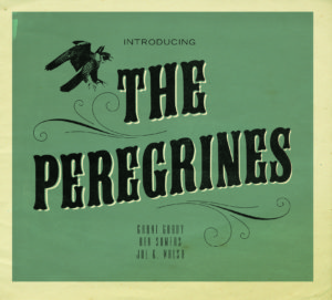 Peregrines Cd-front